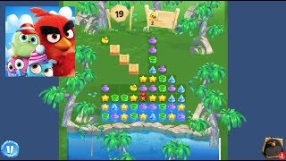 Angry Birds Match. Level 87. Nivel 87. No Boosters. Gameplay Android