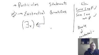 8.1  Predicate Logic:  Symbols & Translation Thumbnail