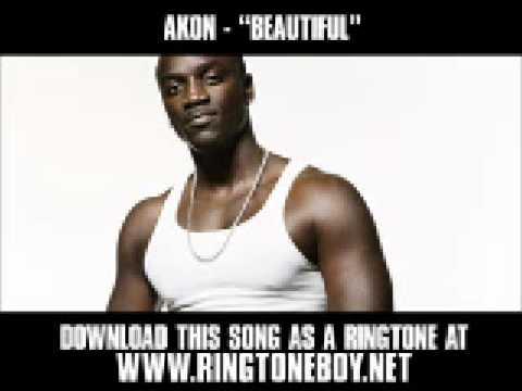 Akon - Beautiful [New HQ Video + Lyrics]