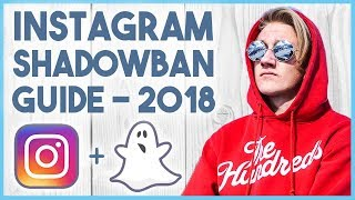 🤔 WHAT TO DO WHEN SHADOW BANNED ON INSTAGRAM - 2018 TUTORIAL 🤔