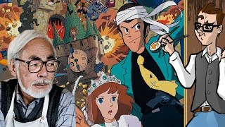 Miyazaki's Explosive Debut - Lupin: Castle Of Cagliostro Review