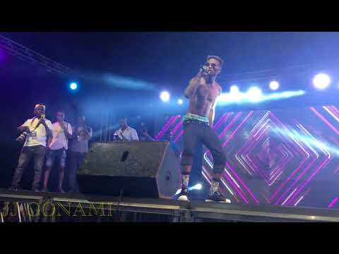 JJ GONAMI Full Performance at EDEM fest 2018 (Shot by OduaTv)