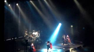 Apocalyptica - Seek and Destroy /Metallica cover/ (Moscow, 23.04.2017)