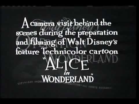 Closing to Alice in Wonderland 2000 VHS - YouTube