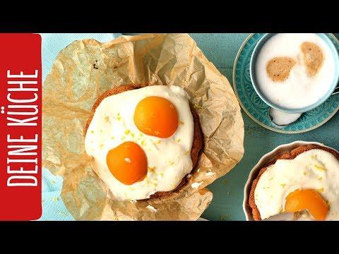spiegeleikuchen-zu-ostern---glutenfreie-mallorquinische-mandeltarte- -rewe-deine-küche