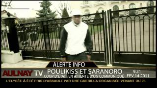"Gambar cover Poulikiss Feat Saranoro - "" COUP D ' ETAT "" [ CLIP OFFICIEL ]"
