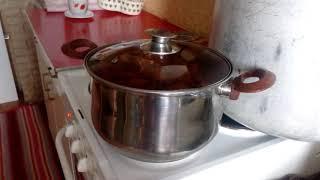Как правильно варить компот из сухофруктов.