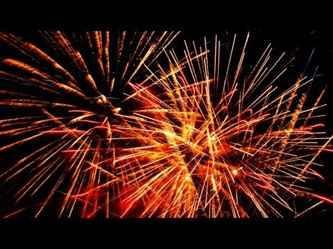 How To Edit Your Fireworks Photos in Photoshop - YouTube