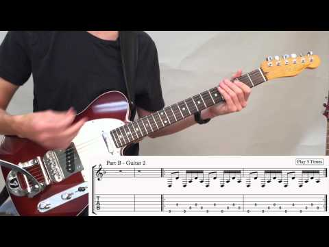 Guitar Lesson: Ohio - Crosby, Stills, Nash &...