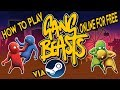 Gang Beasts v1.0 (Latest Version) Online For Free - Tutorial