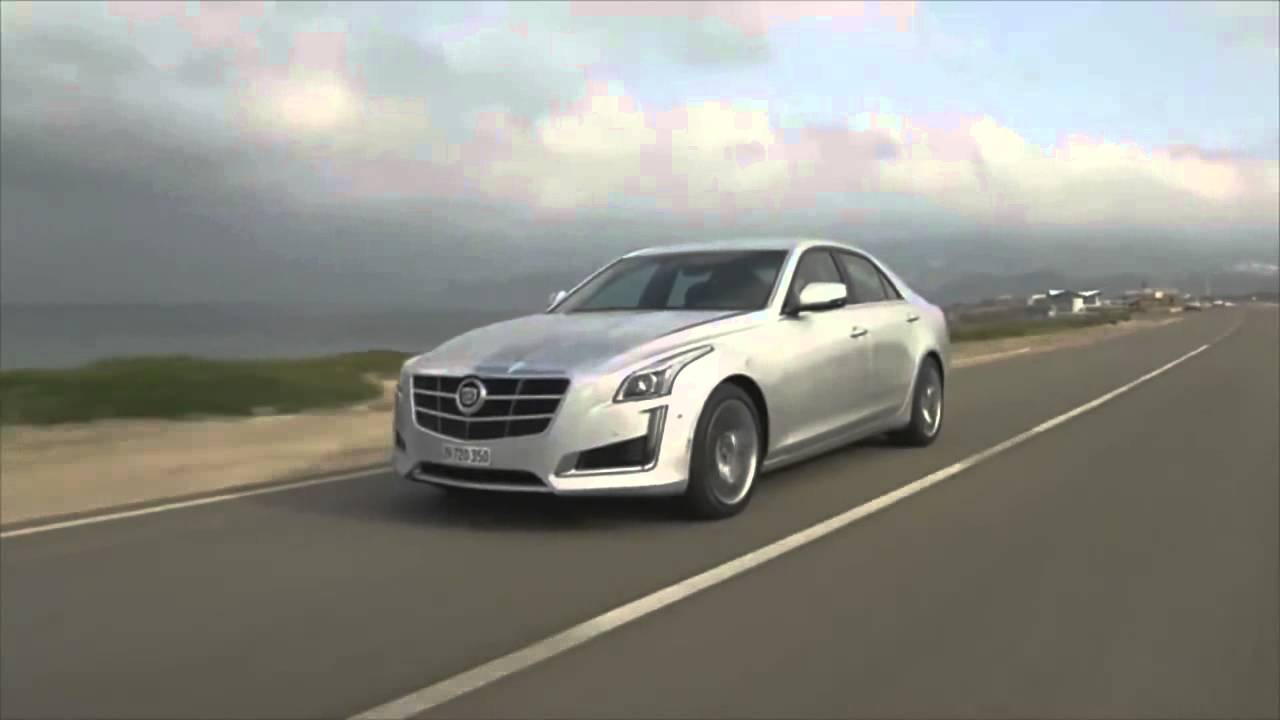 2015 New Cadillac CTS Commercial - YouTube