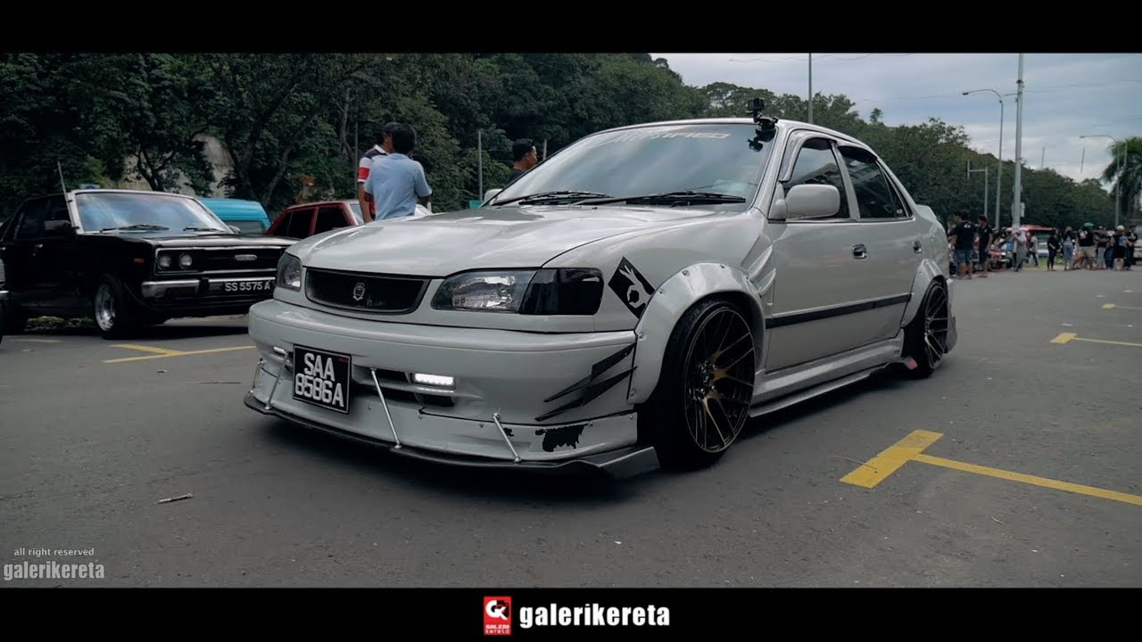 Ae110 Corolla Rxi 20v Modified Cars Pictures Toyota Cae110