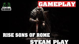 Steam Play (Proton) - Rise - Sons of Rome