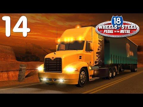 18 Wheels of Steel: Across America. #1 - Обзор и первый рейс