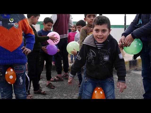 Winter Distribution In Syria ~ December 2020