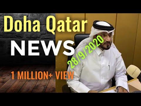 Doha Qatar today news(28/9/2020)