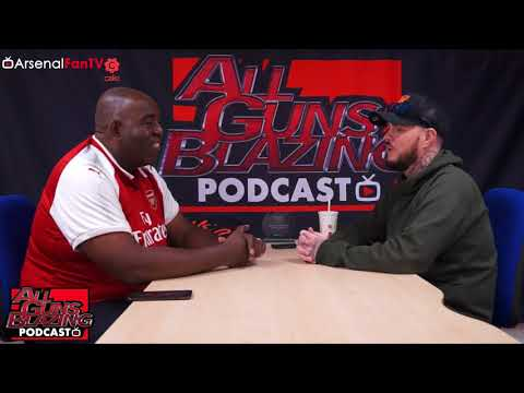 Every Arsenal Player Rated & Does DT Want Arteta?   All Guns Blazing Podcast