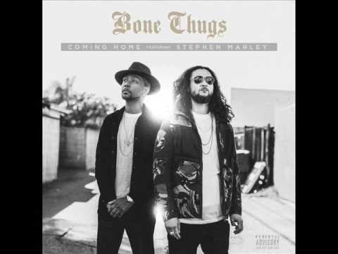 Bone Thugs Feat. Stephen Marley - Coming Home (New Waves Single 2017)