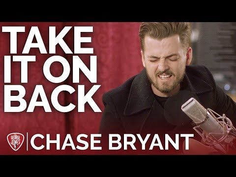 Chase Bryant - Take It On Back (Acoustic) // The George Jones Sessions