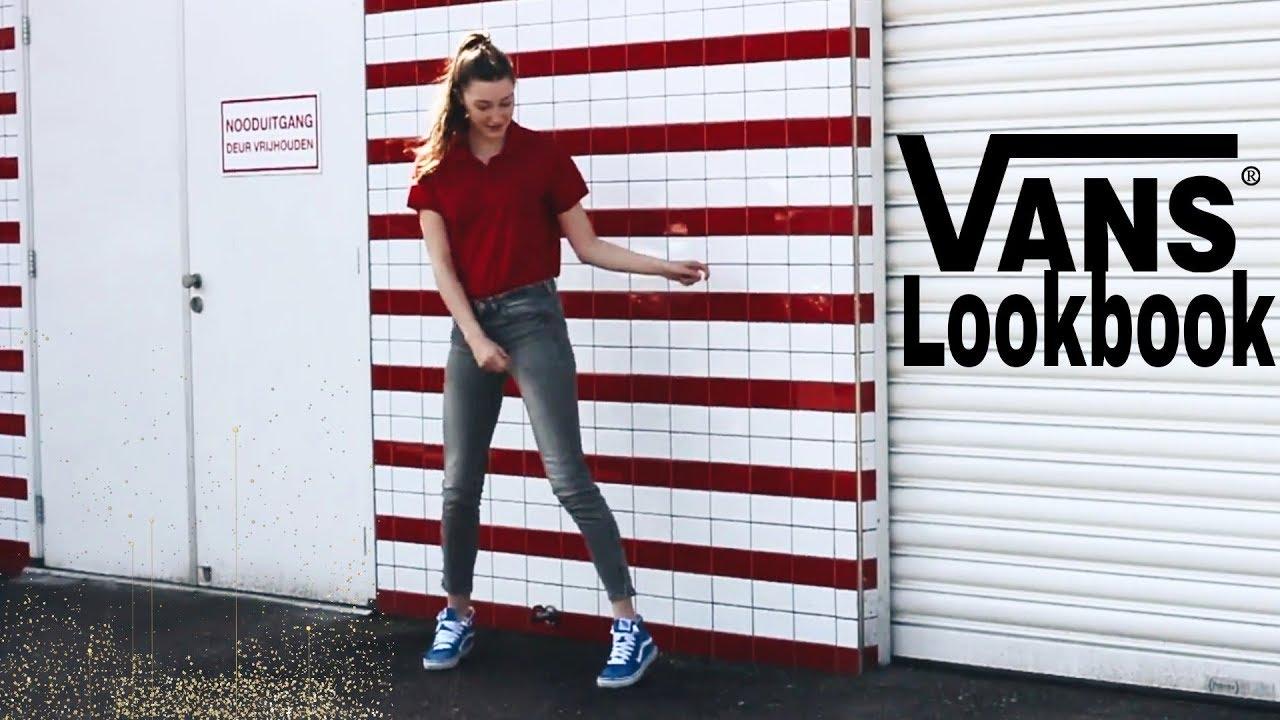 vans femme lookbook