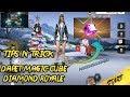 TIPS N TRICK DAPET MAGIC CUBE DIAMOND ROYALE | FREEFIRE