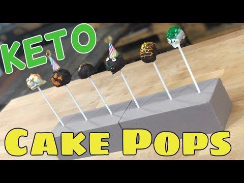 Keto Cake Pops Recipe: Fun & Healthy Fat Bomb- Thomas DeLauer