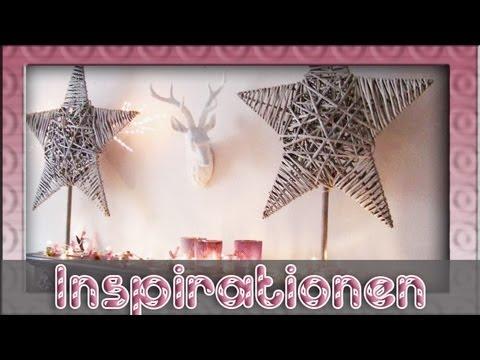 Deko Tipp / Kamin weihnachtlich dekorieren - YouTube