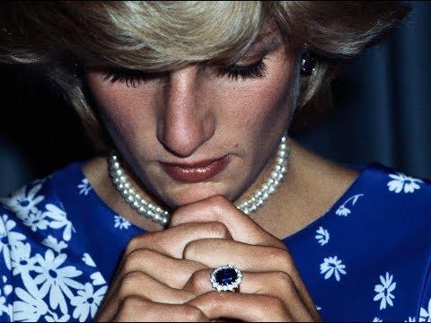 История помолвочного кольца принцессы Дианы и Кейт Миддлтон