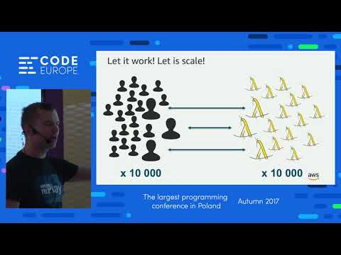 Creating a serverless application with AI capabilities - Code Europe Autumn 2017