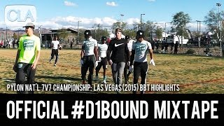 Body By Tra: Pylon 7v7 (NV) Kj Costello, Tyler Vaughns, Trevon Sidney, Dylan Crawford, Zion Echols