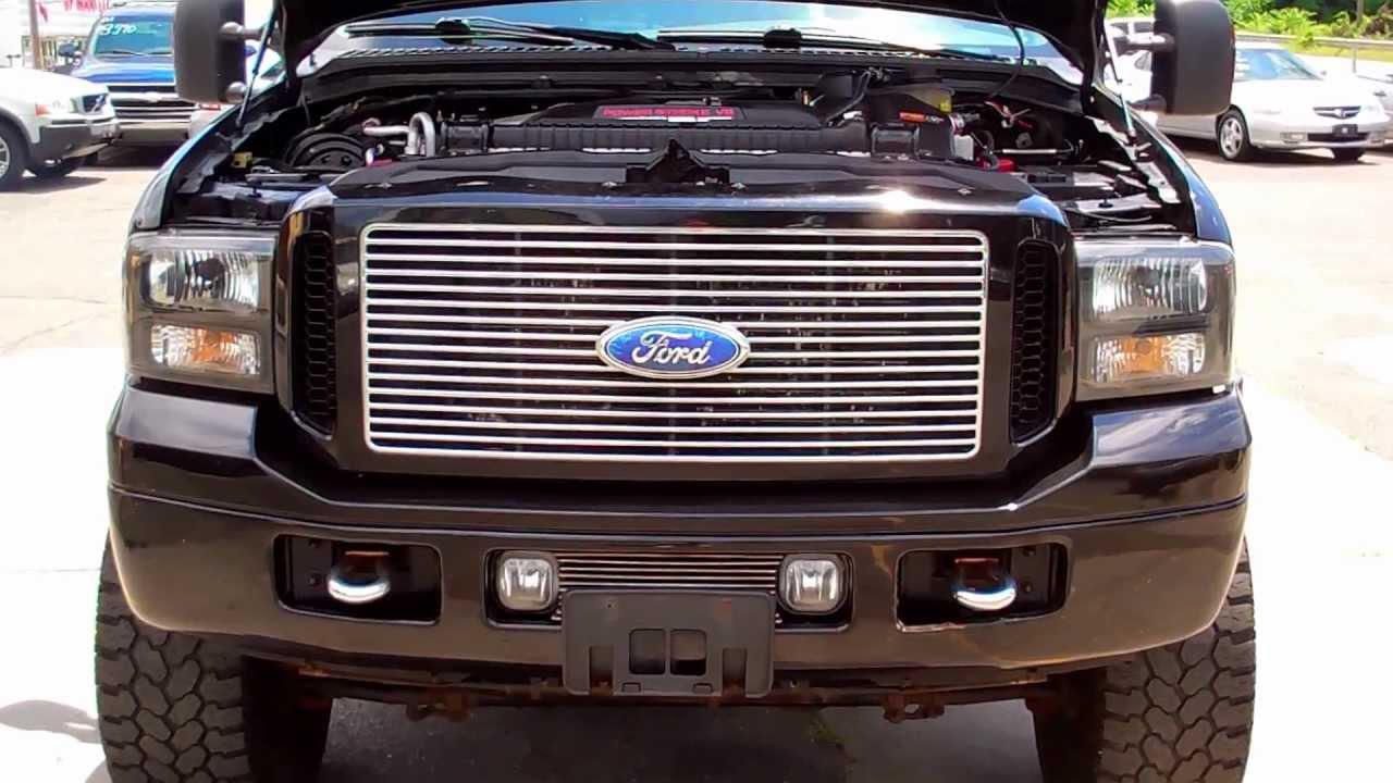 Ford F Harley Davidson Headlights