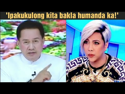Lagot Vice Ganda ipapakulong ng mga alagad ni Quiboloy