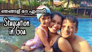 Staycation in South Goa|Hidden beach & Best resort in Goa|Goa trip|Nail extensions|Asvi Malayalam