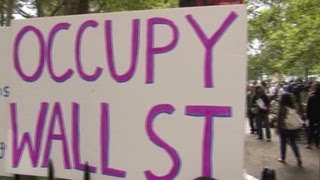 2011: Occupy Wall Street begins