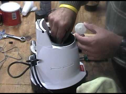 How to replace Premier Super G Mixer Motor Coupler  YouTube