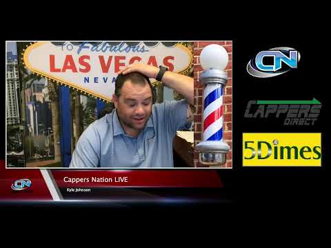Cappers Nation LIVE- Free Soccer Picks - Free Sports Picks Thursday 3/26/2020