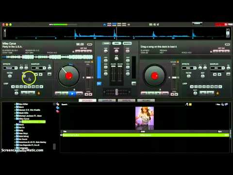 How To Use Virtual Dj For Mac Osx