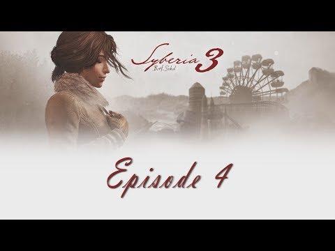 Syberia 3 Episode 4 : Misskatewalke !  
