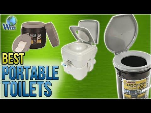 10 Best Portable Toilets 2018