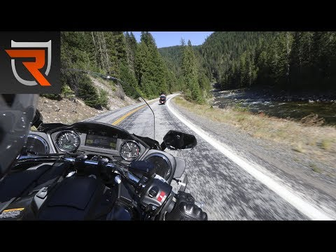2018 Yamaha Star Venture First Test Review Video - Part 1 | Riders Domain