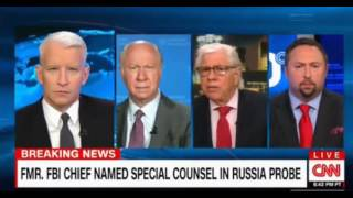 Anderson Cooper Panel discussion on Special Prosecutor with Carl Bernstein and David Gergen