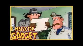 Inspector Gadget   CLASSIC CARTOON   No Flies On Us   Cartoons for Kids