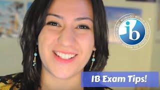 IB Exam Tips