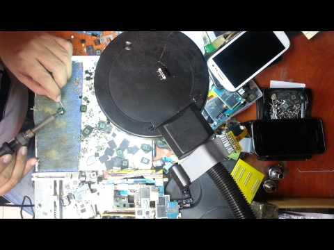 N7100 Replace EMMC