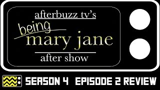 Being Mary Jane Season 4 Episode 2 Review w/ Lisa Vidal | AfterBuzz TV
