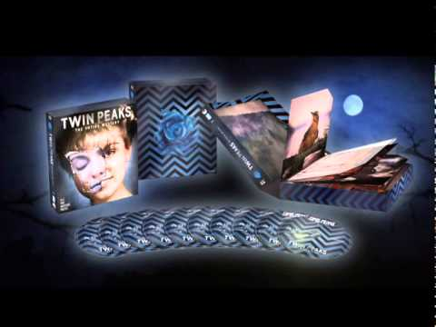 TWIN PEAKS: El Misterio Completo en Blu-ray Disponible el 1 de Agosto