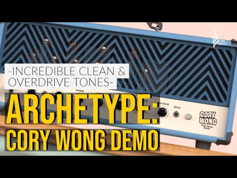 TRULY EPIC CLEAN AND DIRTY TONES | Archetype : Cory Wong | TOM QUAYLE DEMO