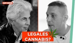 Ex-Dealer $ick trifft FDP: Legales Cannabis?