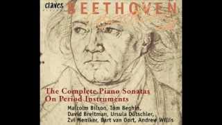 Malcolm Bilson - Beethoven: The Complete Piano Sonatas On Period Instruments / CD 02 Track 04