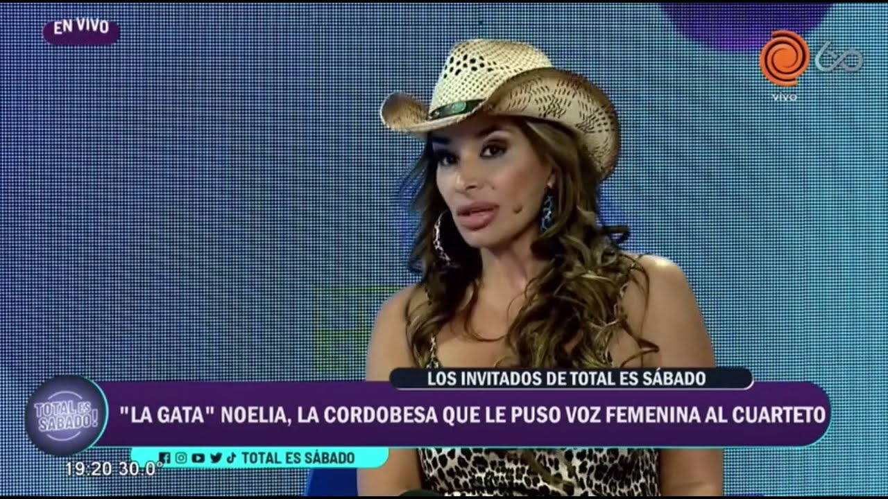 """La Gata Noelia """"sufrí mucha violencia de género"""""""